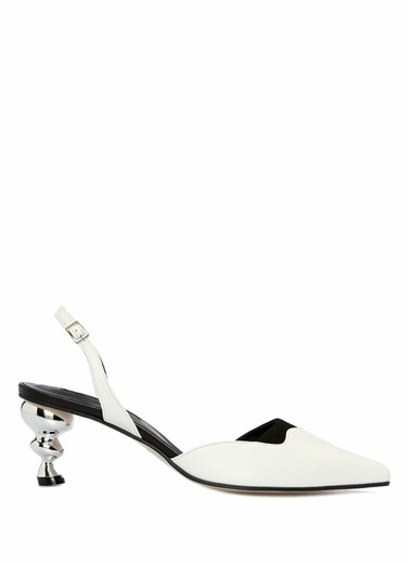Beymen&Designer Sandalet Beyaz